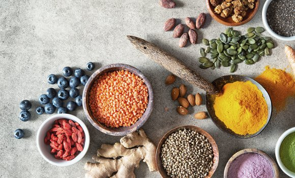 High-efficacy health supplements start with ingredients