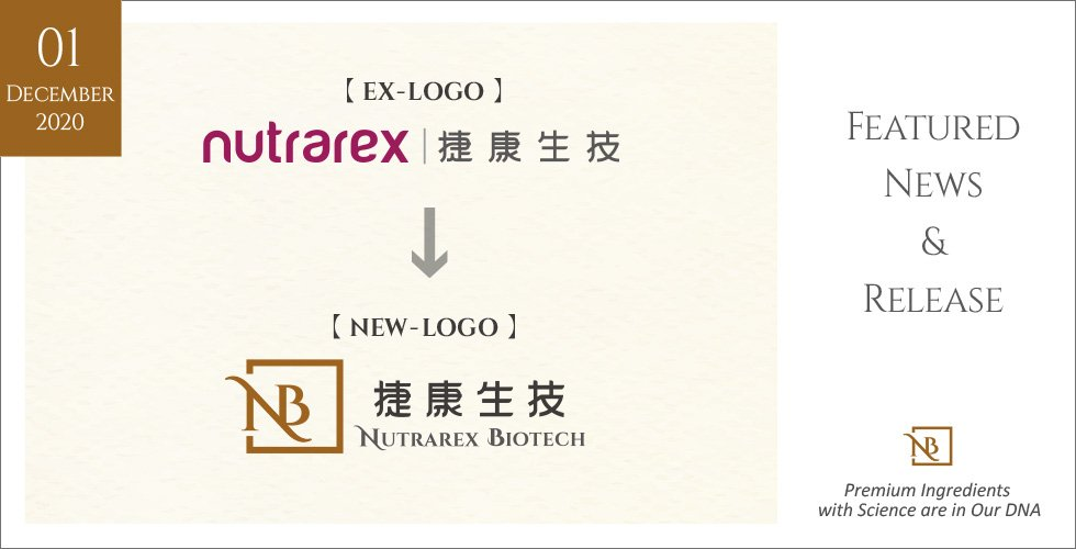 NUTRAREX, a company built on science and nature, launches its new CIS to embrace its future endeavor