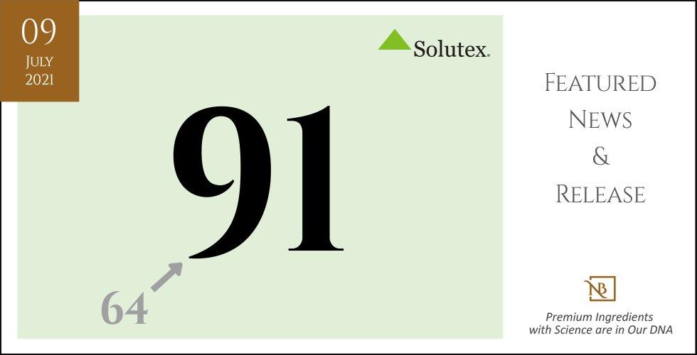 Solutex再進擊!短短兩年原廠專利張數64變91